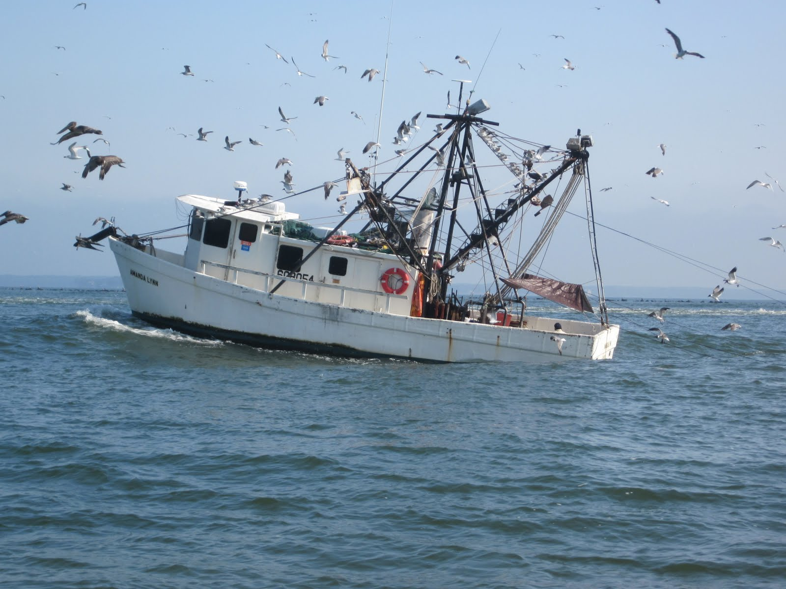 Charis ministries shrimp boats for Commercial fishing boats for sale gulf coast