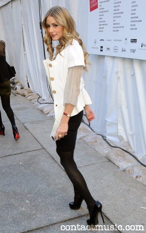 Gogo Leonessa: Street fashion by Olivia Palermo!