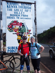 Cycle Kenya 2007
