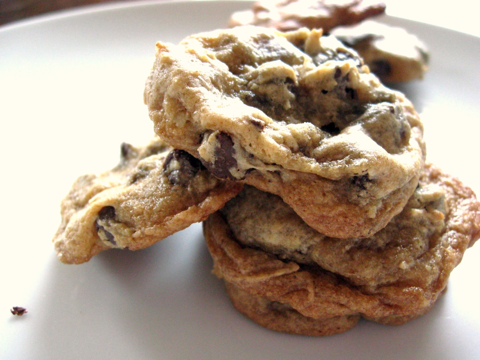 Mama Me Gluten Free: Best. Ever. Chocolate Chip Cookies.