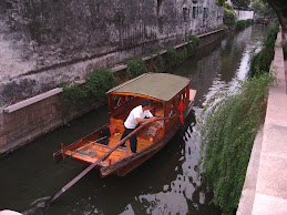 Canal Picture- Suzhou