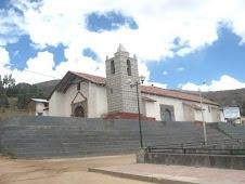 Pequeña iglesia de Vischongos