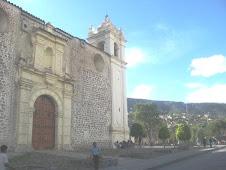 Santa Teresa, lado izquierdo