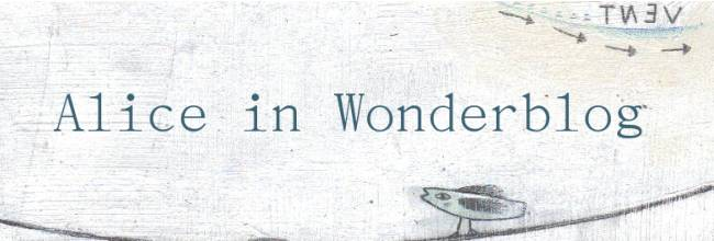 Alice in Wonderblog