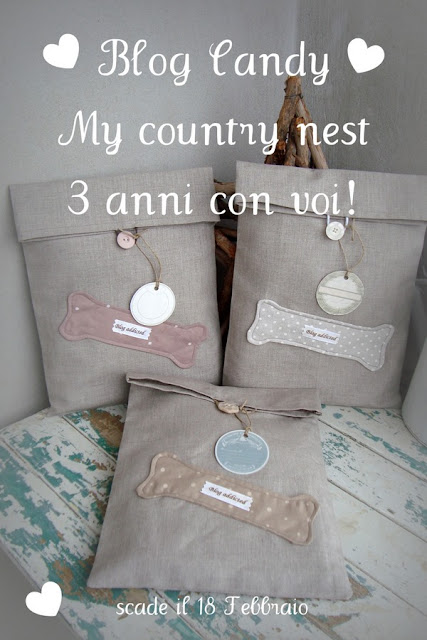 blog candy my country nest