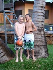 Trevor & Peyton