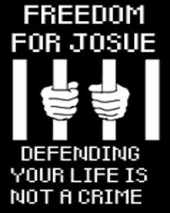 Freedom for Josué.
