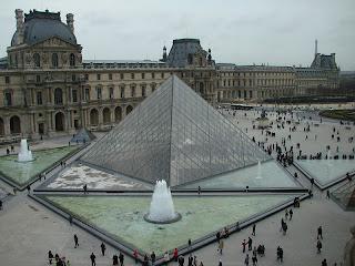 Illuminati pyramide illuminati du louvre - Pyramide du louvre 666 ...