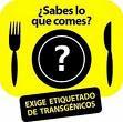 NO A LOS TRANSGÉNICOS