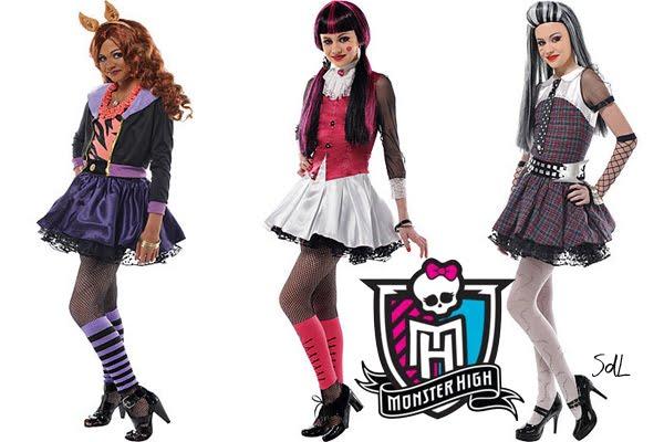 Cosplay Literario (6) Los monstruos más chic ;) ~ Soñadores de ...
