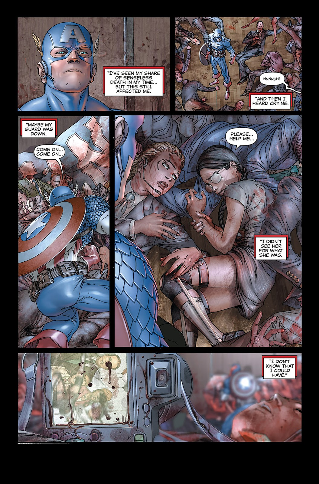 X-23: Target X Issue #2 #2 - English 5