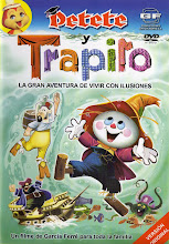 Dvd de Petete y Trapito