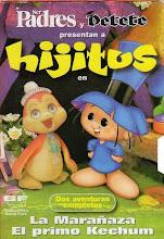 Aventuras de Hijitus en España