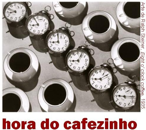 hora do cafezinho