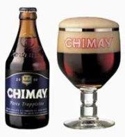 Bière janvier 2009 : Chimay Bleue
