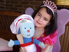 La Princesa Isabel y Pupi