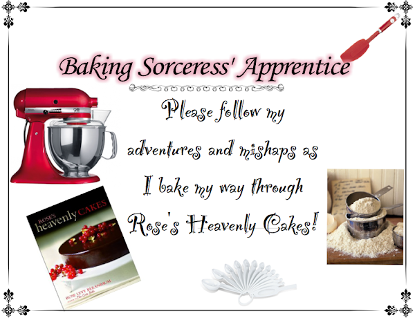 BAKING SORCERESS' APPRENTICE