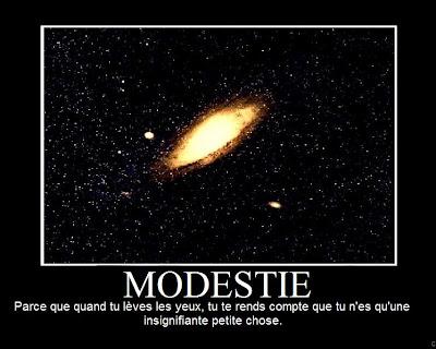 Modestie