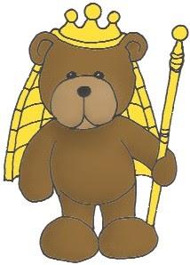L'ours-roi de l'Atlantide