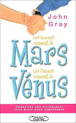 Les hommes croient aux martiens, les femmes croient à Vénus.