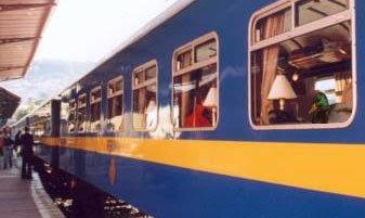 Canard train phobie