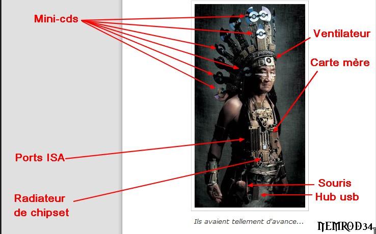 Les Mayas et les extraterrestres selon Raul Julia-Levy - Page 2 Tellement+d%27avance