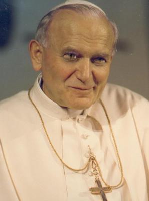 Reptilien Jean-Paul II