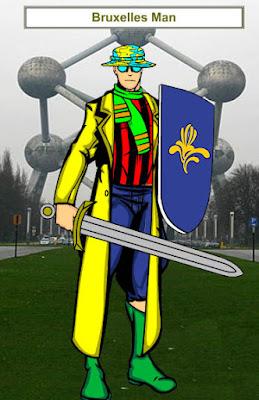 Bruxelles Man