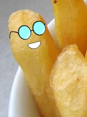 J'ai la frite
