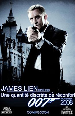 James Bond : Quantum of Solace