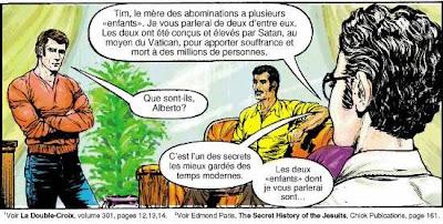 Complot du Vatican