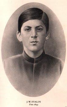 Joseph Staline jeune