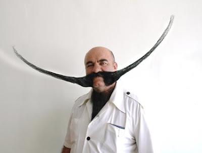 Moustache de guerre