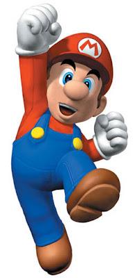 Mario sans moustache