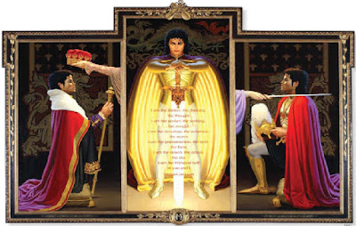 Triptique Michael Jackson