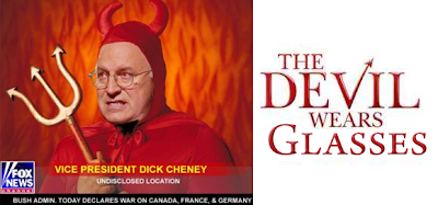 Cheney diable