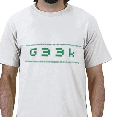 T-shirt g33k