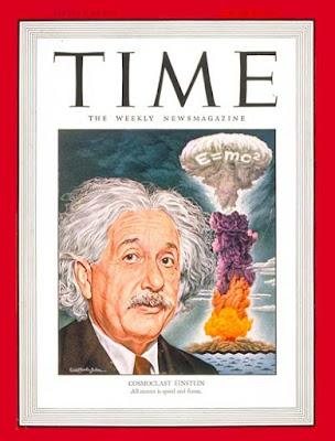 Einstein et la bombe atomique