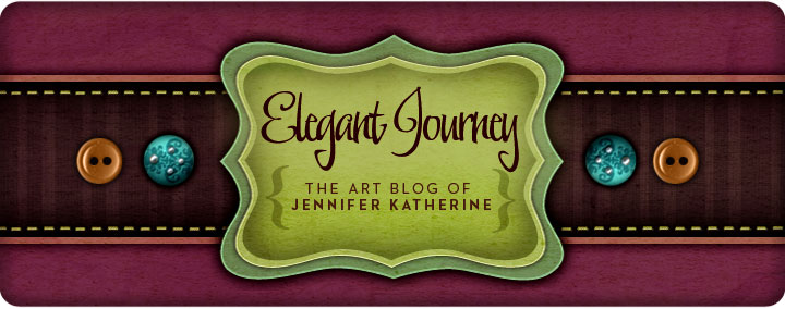 Elegant Journey :: The Art Blog of Jennifer Katherine