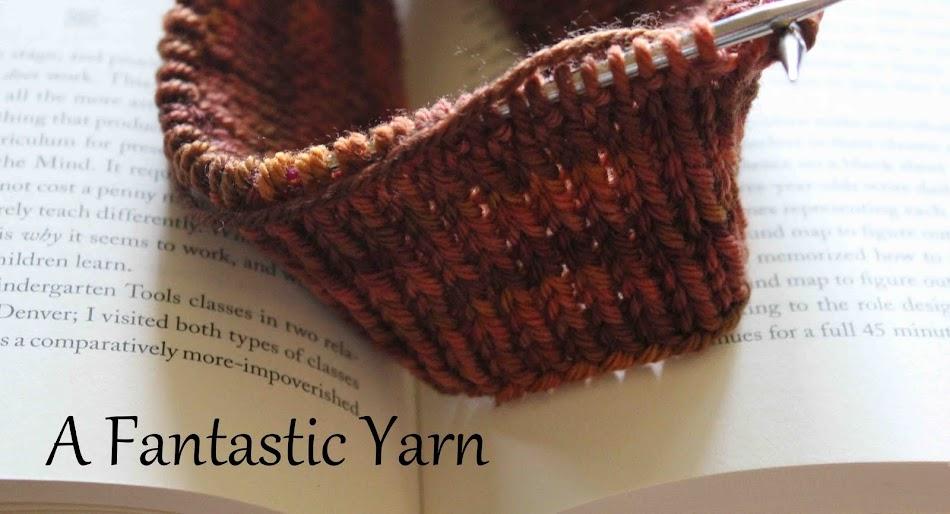 A Fantastic Yarn