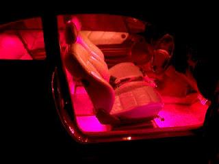 Neon Interior Lights
