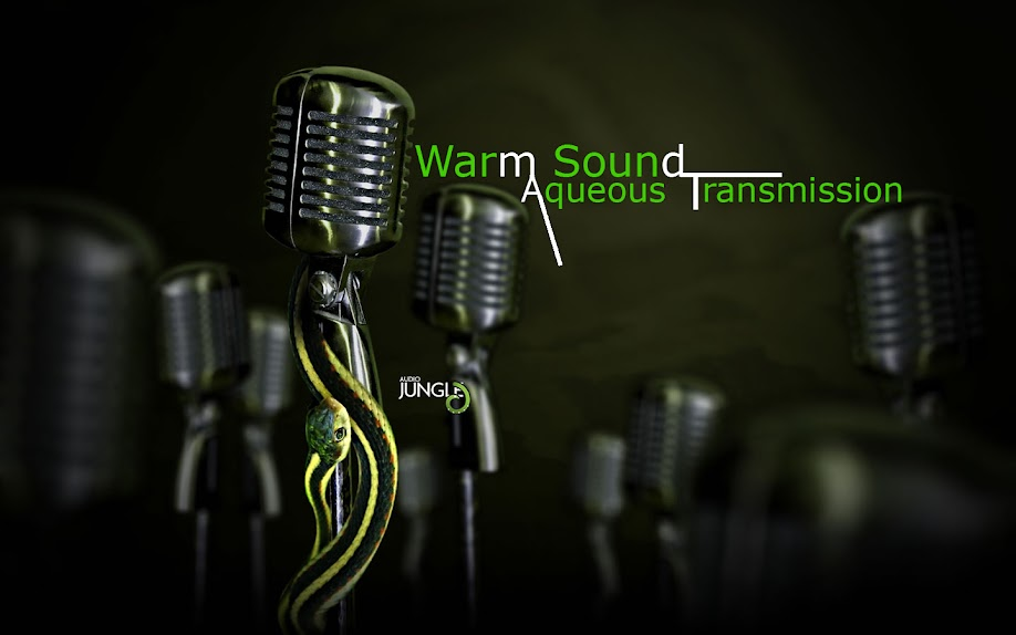 Warm Sound, Aqueous Transmission