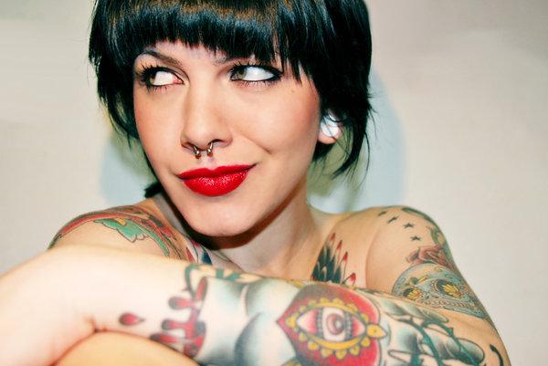 Vidadeunamariposa cuteness ii tattooed girls