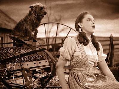 Judy Garland singing