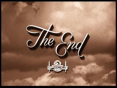 The wizard of Oz - The End