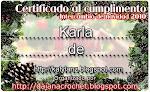 Diploma del Intercambio de Navidad