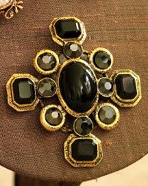 Stone Brooch from Spiegel