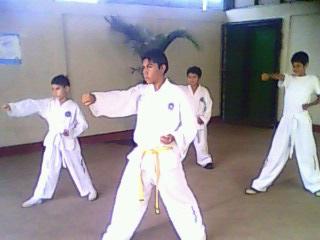 Escuela de defensa personal Managua