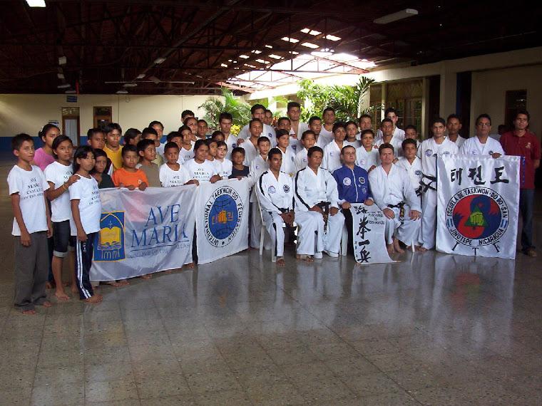Asociacion Nicaraguense de TaeKwon-Do ITF