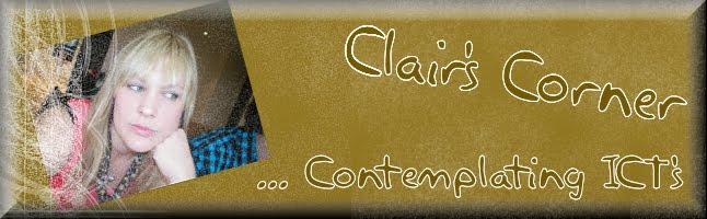 Clair's Corner